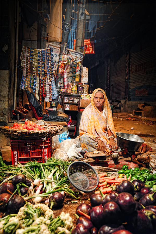 Market in India by Jansen Halim - City,  Street & Park  Markets & Shops ( pwcmarkets )
