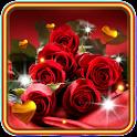 Valentine Roses live wallpaper icon