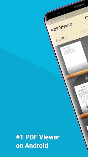 PDF Reader & PDF Viewer screenshot 1