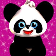 Sweet Talking Panda Baby