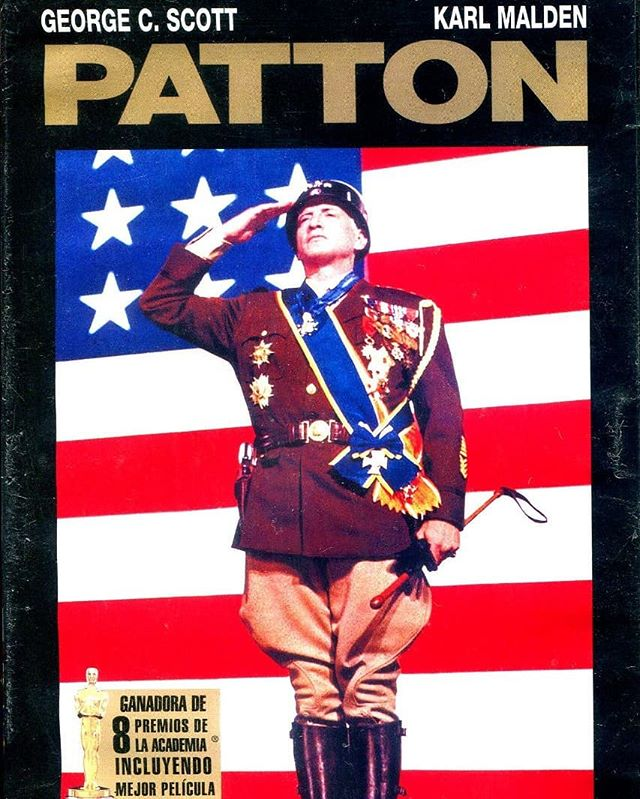 Patton (1970, Franklin J. Schaffner)