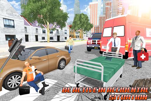 Virtual Sea Kid Hospital Emergency screenshot 11