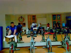 Photo: Spinning 2007