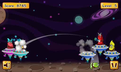 Aliens Mars Fight 1.0 screenshots 3