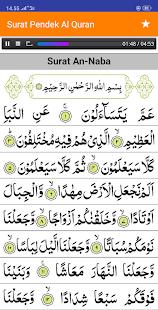 Surat Surat Pendek Al Quran Juz 30 Mp3 Offline Hileli Apk