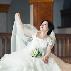 Wedding photographer Mariya Paramonova (Lagrima). Photo of 01.03.2016