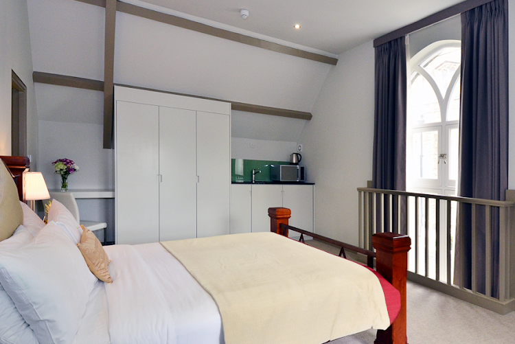 Luxury bedroom at So Archway