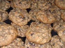 Soft Oatmeal Cookies Recipe