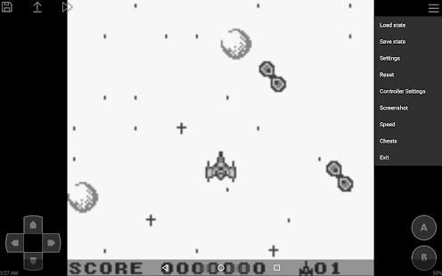 John GBC Lite - GBC emulator - náhled
