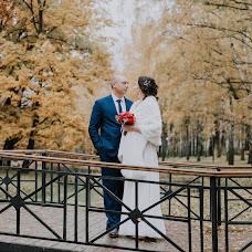 Wedding photographer Irina Faber (IFaber). Photo of 10.11.2017