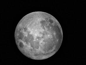 Photo: la Luna piena