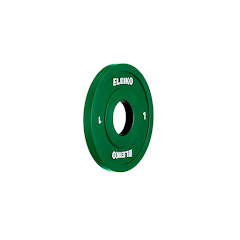 Eleiko IWF WL rubber coated disc
