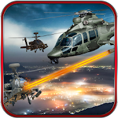 Gunship Helicopter Battle 2017