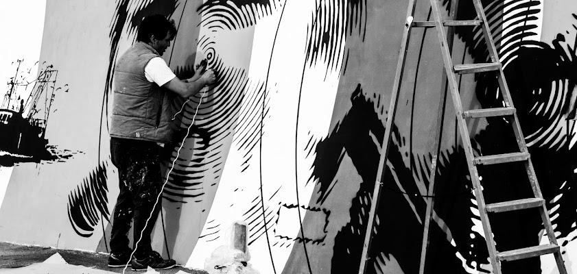 Arte Work in Progress - StreetArt Civitanova Marche  di laura_pasqualini