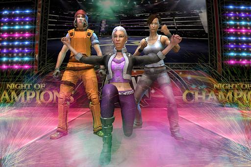 Download Girls Wrestling wwe Revolution Mayhem Women Fight