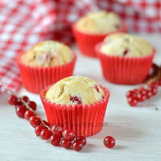 Red Currant Muffins.
