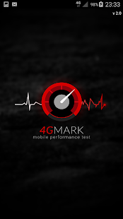 4Gmark (Full & Speed Test) Capture d'écran
