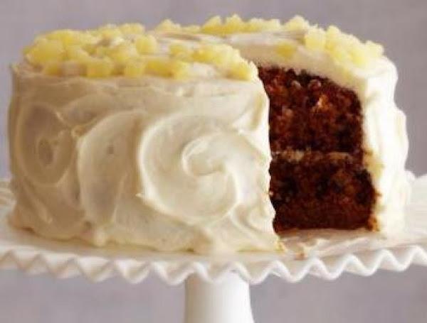 Dee's Delightful Carrot Cake Recipe