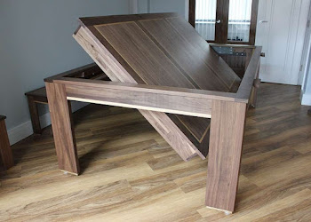 Spartan Rollover Pool Dining Table