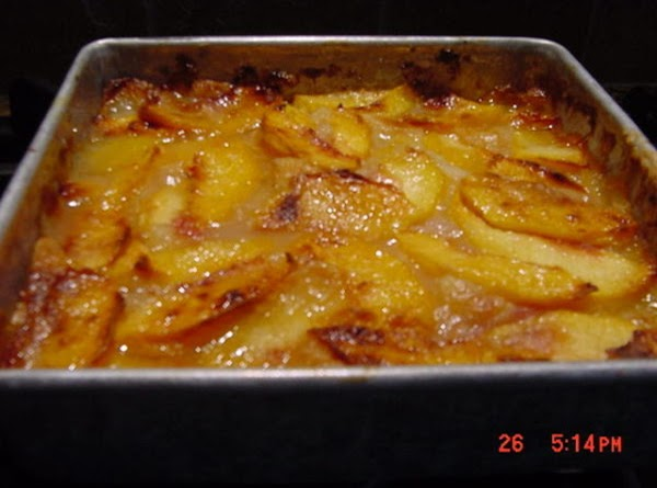 Peach Cobbler  (batter Recipe)