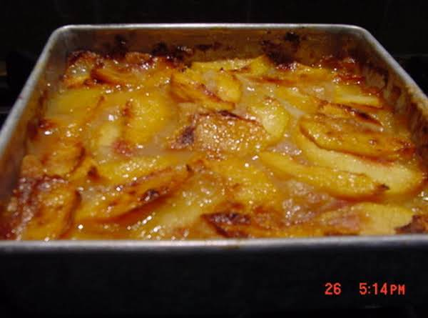 Bonnie's Simple Peach Cobbler (easy Batter Recipe)