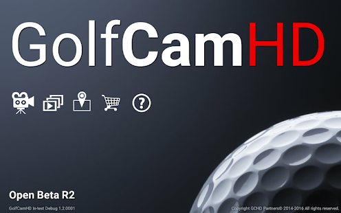GolfCamHD Open Beta R2.0- screenshot thumbnail