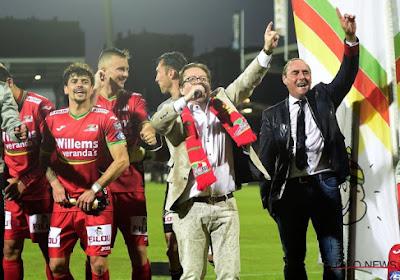 Ostende part en stage avec deux joueurs en test