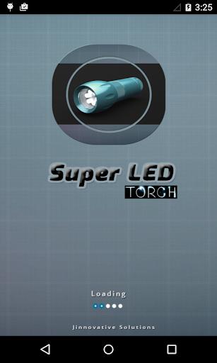 超级LED手电筒