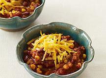 The Brady Family Quick Vegetarian Chili Recipe