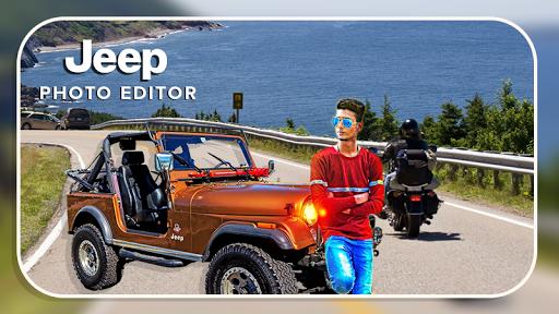 New Jeep Photo Editor 1.1 screenshots 4