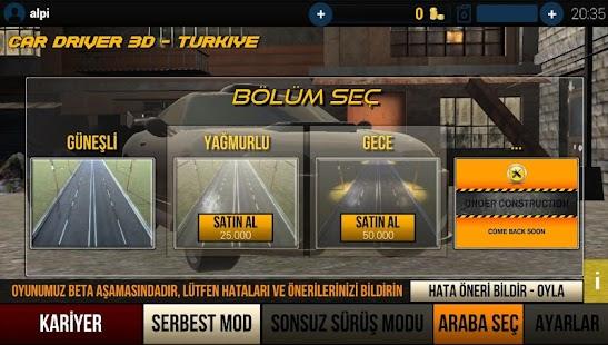 Car Driver 3D - Turkey - náhled