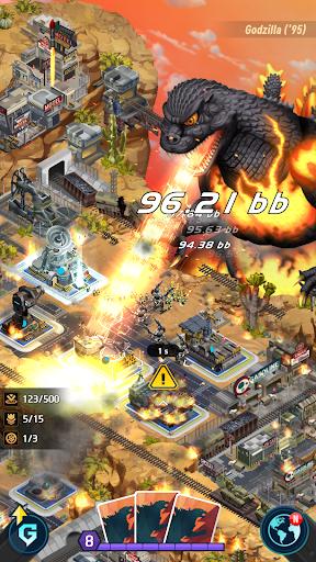 Godzilla Defense Force  captures d'u00e9cran 1