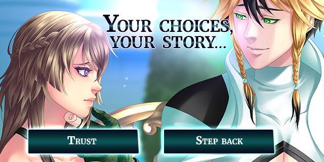 Eldarya - Romance & fantasy game Android App Screenshot