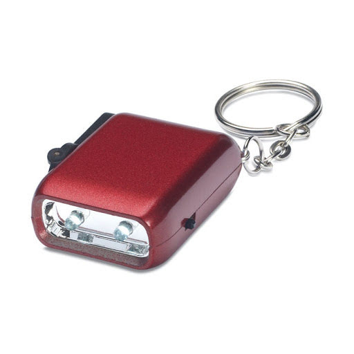 Dynamo Mini Torch Keyring