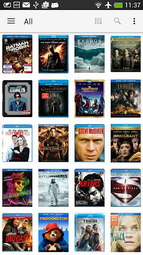 My Movies by Blu-ray.com 1.9.3 screenshots 1