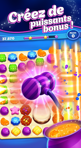 Code Triche Crafty Candy APK MOD screenshots 2