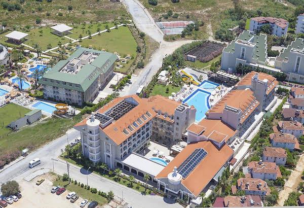 The Diamond Beach Hotel