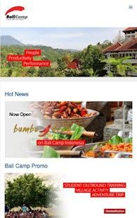Bali Camp Indonesia- screenshot thumbnail