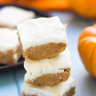 White Chocolate Peanut Butter Bars.