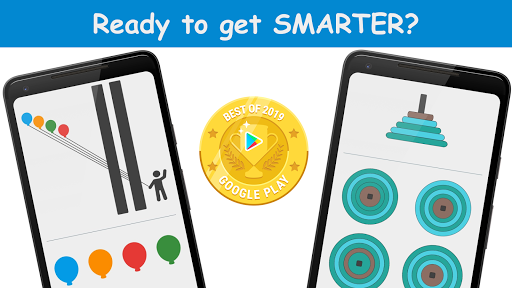 Smarter - Brain training & Mind games android2mod screenshots 3