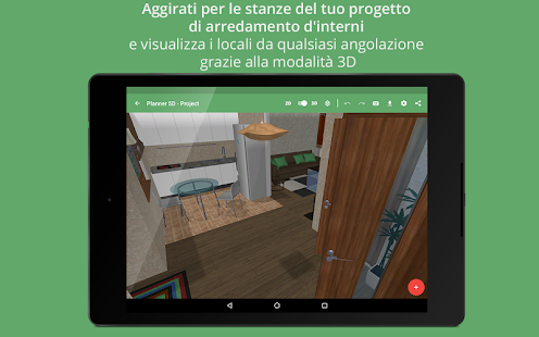 Planner 5D - Design dInterni - App su Google Play
