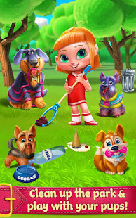 Game Dog Walker 🐶 - Puppy Care APK for Windows Phone