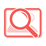 Image Search + Download Icon