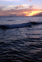 Photo: Oahu sunset http://ow.ly/caYpY