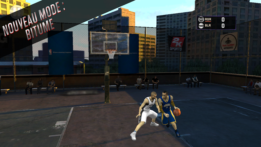 android NBA 2K16 Screenshot 3