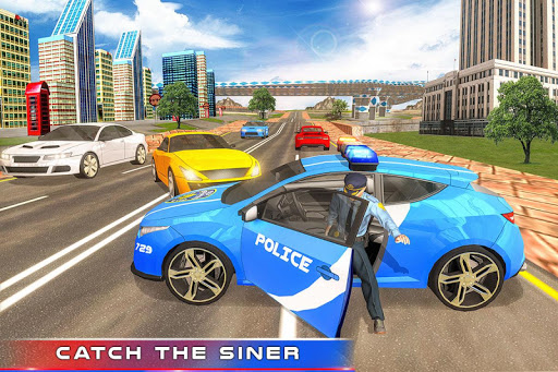 Police Chase Dodge: Police Chase Games 2018 1.0 screenshots 1