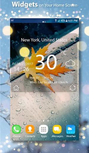 Previsão do Tempo - Tempo ao Vivo screenshot 8