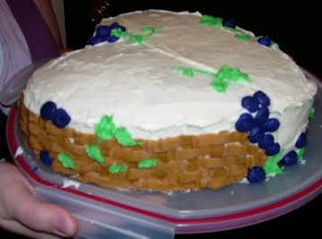 Extra Moist Red Velvet Cake