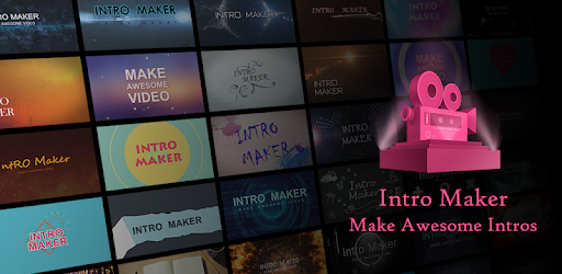 Intro Maker for YouTube - music intro video editor - Apps on