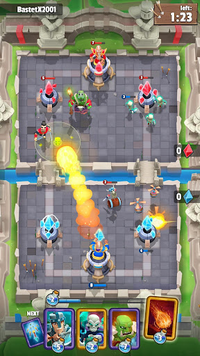 Clash of Wizards: Battle Royale  captures d'écran 6